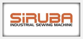 Siruba Industrial Sewing Machine
